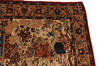 Isfahan Red Hand Knotted 34 X 52  Area Rug 254-145125 Thumb 5