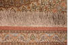 Qum Red Hand Knotted 114 X 80  Area Rug 254-145126 Thumb 1