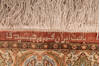 Qum Red Hand Knotted 114 X 80  Area Rug 254-145126 Thumb 2