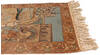 Tabriz Beige Hand Knotted 20 X 30  Area Rug 254-145127 Thumb 2
