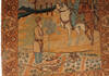 Tabriz Beige Hand Knotted 20 X 30  Area Rug 254-145127 Thumb 4