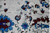 Modern-Contemporary Blue Hand Knotted 90 X 115  Area Rug 904-145133 Thumb 4