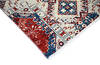 Modern-Contemporary Multicolor Hand Knotted 91 X 120  Area Rug 904-145150 Thumb 2