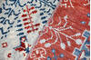 Modern-Contemporary Multicolor Hand Knotted 91 X 120  Area Rug 904-145150 Thumb 6