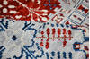 Modern-Contemporary Multicolor Hand Knotted 91 X 120  Area Rug 904-145150 Thumb 8