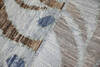 Modern-Contemporary Multicolor Hand Knotted 80 X 106  Area Rug 904-145169 Thumb 6