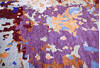 Modern-Contemporary Multicolor Hand Knotted 811 X 123  Area Rug 904-145183 Thumb 5