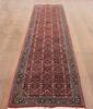 Kashan Red Runner Hand Knotted 26 X 110  Area Rug 902-145198 Thumb 3
