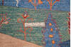 Chobi Multicolor Hand Knotted 42 X 64  Area Rug 700-145282 Thumb 6