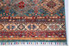 Chobi Multicolor Runner Hand Knotted 29 X 82  Area Rug 700-145288 Thumb 3