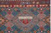Chobi Multicolor Runner Hand Knotted 29 X 82  Area Rug 700-145288 Thumb 5