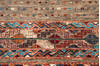 Chobi Brown Runner Hand Knotted 29 X 100  Area Rug 700-145290 Thumb 3