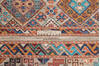 Chobi Brown Runner Hand Knotted 29 X 100  Area Rug 700-145290 Thumb 6