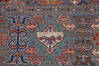 Chobi Multicolor Runner Hand Knotted 29 X 100  Area Rug 700-145291 Thumb 5