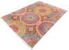 Chobi Multicolor Hand Knotted 50 X 70  Area Rug 700-145323 Thumb 2