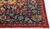 Chobi Red Hand Knotted 92 X 119  Area Rug 700-145348 Thumb 4