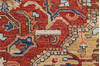 Chobi Red Hand Knotted 92 X 119  Area Rug 700-145348 Thumb 7