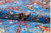 Chobi Blue Hand Knotted 59 X 710  Area Rug 700-145374 Thumb 5