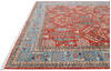 Chobi Red Hand Knotted 80 X 101  Area Rug 700-145376 Thumb 5