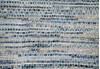 Modern-Contemporary Multicolor Hand Knotted 83 X 103  Area Rug 904-145442 Thumb 4