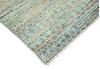 Modern-Contemporary Multicolor Hand Knotted 90 X 1110  Area Rug 904-145453 Thumb 2