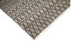 Modern-Contemporary Brown Hand Knotted 90 X 1111  Area Rug 904-145458 Thumb 2