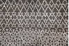 Modern-Contemporary Brown Hand Knotted 90 X 1111  Area Rug 904-145458 Thumb 5