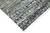 Modern-Contemporary Green Hand Knotted 810 X 124  Area Rug 904-145462 Thumb 2
