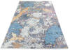 Modern Multicolor Hand Knotted 59 X 86  Area Rug 700-145497 Thumb 1