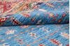 Chobi Blue Hand Knotted 411 X 65  Area Rug 700-145580 Thumb 4