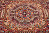 Chobi Red Hand Knotted 56 X 80  Area Rug 700-145587 Thumb 3