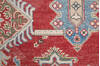 Kazak Red Hand Knotted 411 X 69  Area Rug 700-145597 Thumb 6