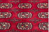 Bokhara Red Hand Knotted 53 X 76  Area Rug 700-145665 Thumb 3