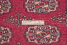 Bokhara Red Hand Knotted 53 X 76  Area Rug 700-145665 Thumb 6