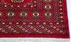 Bokhara Red Hand Knotted 52 X 80  Area Rug 700-145675 Thumb 4
