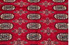 Bokhara Red Hand Knotted 51 X 75  Area Rug 700-145676 Thumb 3