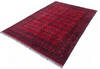 Khan Mohammadi Red Hand Knotted 69 X 95  Area Rug 700-145679 Thumb 2