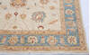 Chobi Beige Hand Knotted 310 X 60  Area Rug 700-145701 Thumb 4