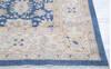Chobi Blue Hand Knotted 81 X 100  Area Rug 700-145703 Thumb 4