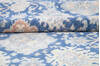 Chobi Blue Hand Knotted 81 X 100  Area Rug 700-145703 Thumb 5