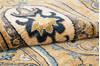 Chobi Yellow Runner Hand Knotted 26 X 97  Area Rug 700-145705 Thumb 5