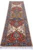 Chobi Red Runner Hand Knotted 29 X 911  Area Rug 700-145748 Thumb 1