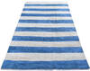 Moroccan Blue Hand Knotted 53 X 86  Area Rug 700-145754 Thumb 1