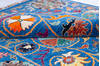 Chobi Blue Hand Knotted 51 X 66  Area Rug 700-145806 Thumb 5