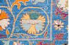 Chobi Blue Hand Knotted 51 X 66  Area Rug 700-145806 Thumb 6