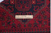 Khan Mohammadi Red Runner Hand Knotted 29 X 77  Area Rug 700-145871 Thumb 6