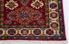 Kazak Red Runner Hand Knotted 27 X 67  Area Rug 700-145880 Thumb 4