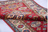 Kazak Red Runner Hand Knotted 27 X 67  Area Rug 700-145880 Thumb 5