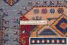 Chobi Grey Hand Knotted 53 X 61  Area Rug 700-145961 Thumb 6