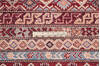 Chobi Red Hand Knotted 80 X 911  Area Rug 700-145973 Thumb 6